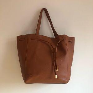 New Nordstrom Vegan Leather Shoulder Bag